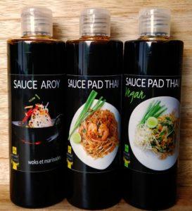 Sauces Miam Thaï